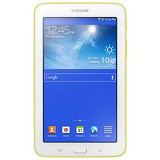 SAMSUNG Galaxy Tab 3 Lite Wifi [T1100] - Lemon Yellow - Tablet Android